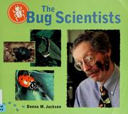Cover of: The bug scientists