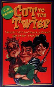 Cover of: Cut to the Twisp