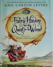 Cover of: Fairy Haven and the quest for the wand