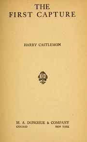 Cover of: The first capture