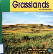 Cover of: Grasslands | Sally Wilkins
