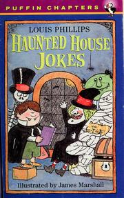 Cover of: Haunted house jokes