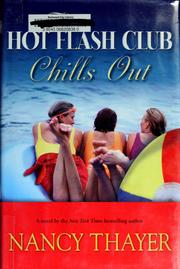 Cover of: The Hot Flash Club chills out