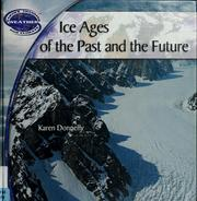 Cover of: Ice ages of the past and the future