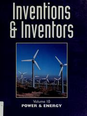 Cover of: Inventions & inventors