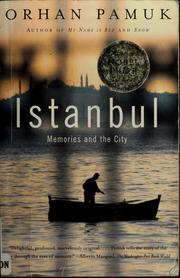 Cover of: Istanbul