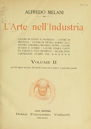Cover of: L'arte nell'industria