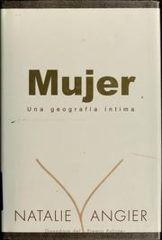 Cover of: Mujer