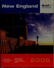 Cover of: New England 2005 |