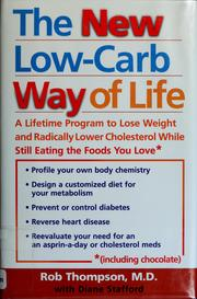Cover of: The new low-carb way of life