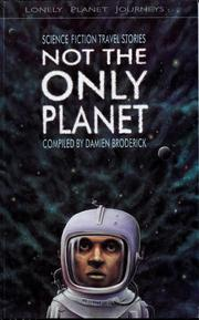 Cover of: Not the only planet