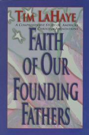 Cover of: Faith of our Founding Fathers