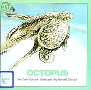 Cover of: Octopus