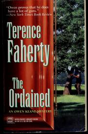 Cover of: The ordained