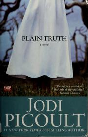 Cover of: Plain truth