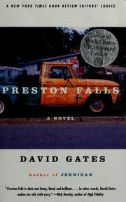 Cover of: Preston Falls