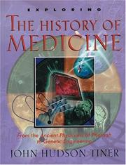 Cover of: Exploring the History of Medicine
