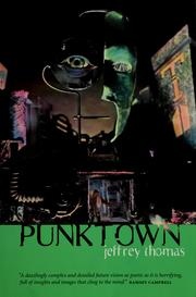 Cover of: Punktown | Jeffrey Thomas
