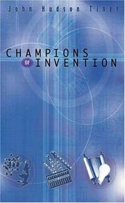 Cover of: Champions of Invention (Champions of Discovery)