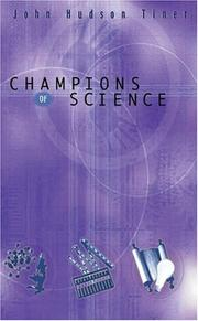 Cover of: Champions of Science (Champions of Discovery)