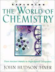 Cover of: Exploring the World of Chemistry