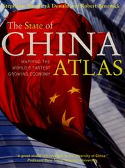 Cover of: The state of China Atlas
