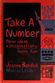 Cover of: Take a number