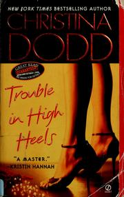 Cover of: Trouble in high heels
