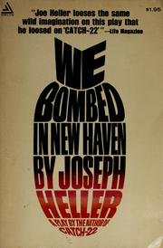 Cover of: We bombed in New Haven