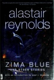 Cover of: Zima blue and other stories