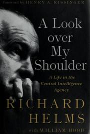 Cover of: A look over my shoulder