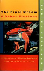 Cover of: The final dream and other fictions