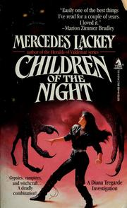 Cover of: Children of the night | Mercedes Lackey