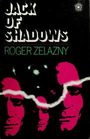 Cover of: Jack of shadows | Roger Zelazny