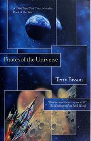 Cover of: Pirates of the Universe