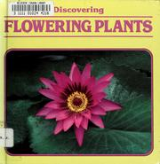 Cover of: Discovering flowering plants | Jennifer Coldrey
