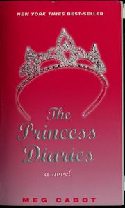 Cover of: The princess diaries by Meg Cabot