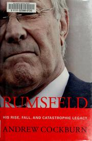 Cover of: Rumsfeld | Cockburn, Andrew
