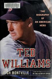 Cover of: Ted Williams | Leigh Montville