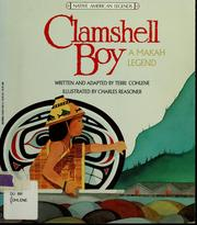 Cover of: Clamshell Boy | Terri Cohlene