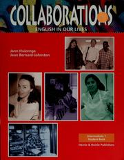 Cover of: Collaborations by Jann Huizenga