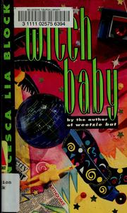 Cover of: Witch baby