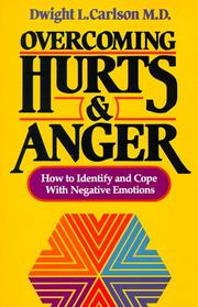 Cover of: Overcoming hurts & anger