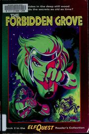 Cover of: The forbidden grove