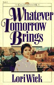 Cover of: Whatever tomorrow brings