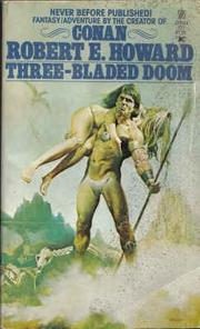 Cover of: Three-Bladed Doom