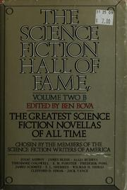 Cover of: The Science Fiction Hall of Fame Volume Two B