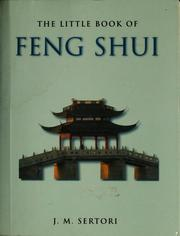 Cover of: The little book of feng shui