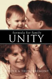Cover of: Formula for family unity