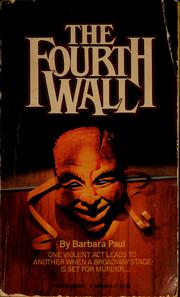 Cover of: The fourth wall